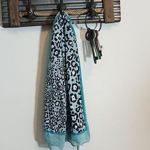 NWT[ Loft] Cotton/ Silk Blend Scarf